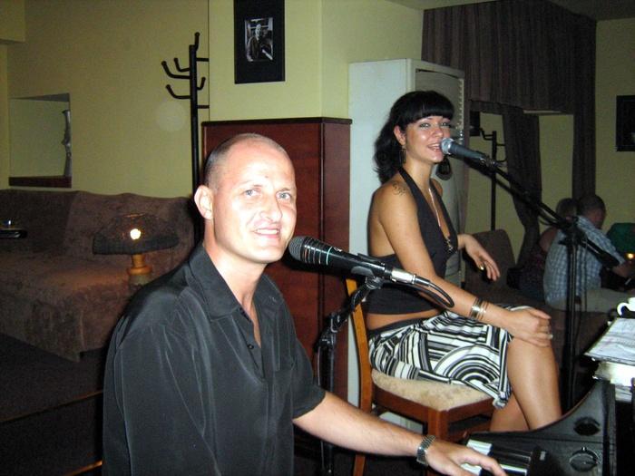 Pavka + singer