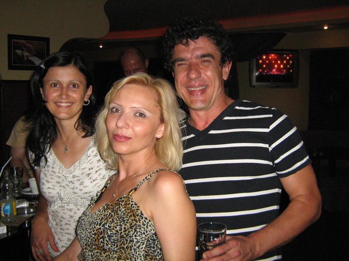 Richie Tanya and Vyara